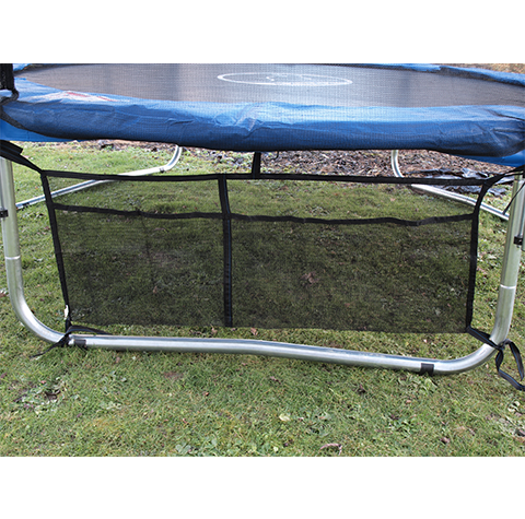 Kanga 6ft 8ft 10ft 12ft Trampoline With Enclosure
